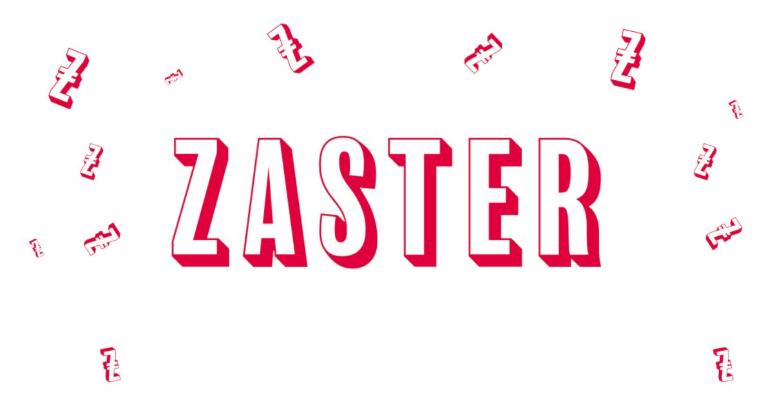 Zaster Logo