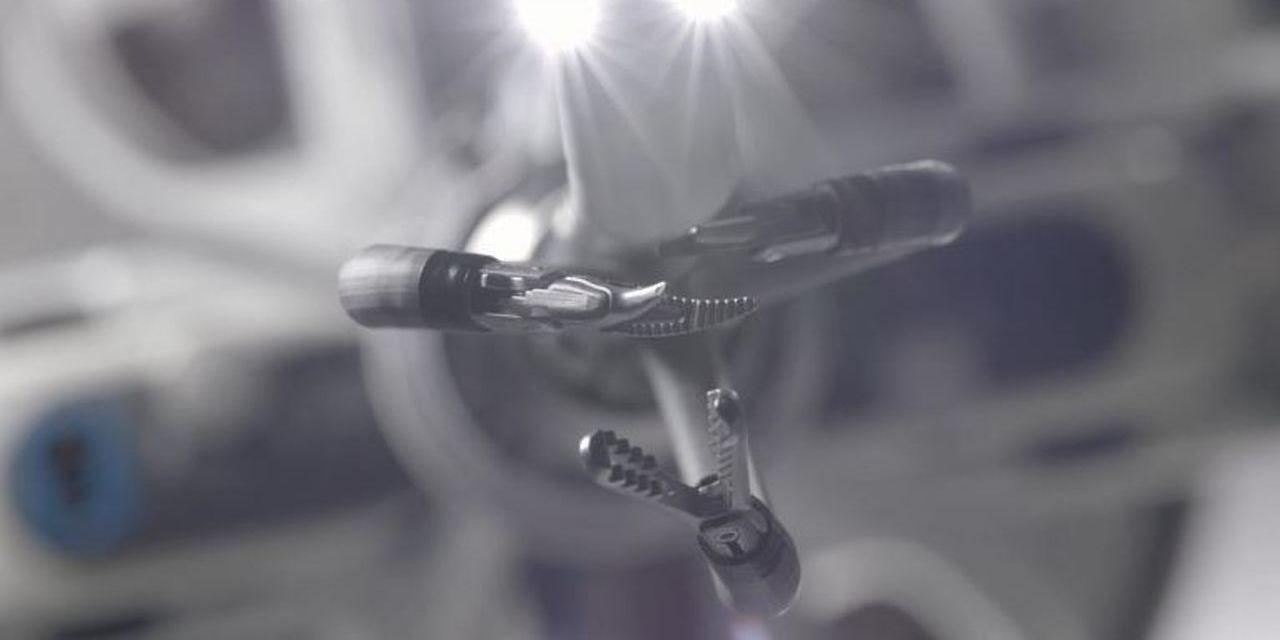 Intuitive Surgical Aktie - Neue Technologie eines Medizinroboters - Beitragsbild