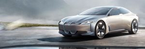 BMW Aktie investieren - Elektroauto von BMW