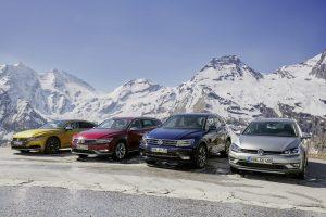 VW Aktie - VW Autos Golf Tiguan Passat und Arteon mit Dieselmotor