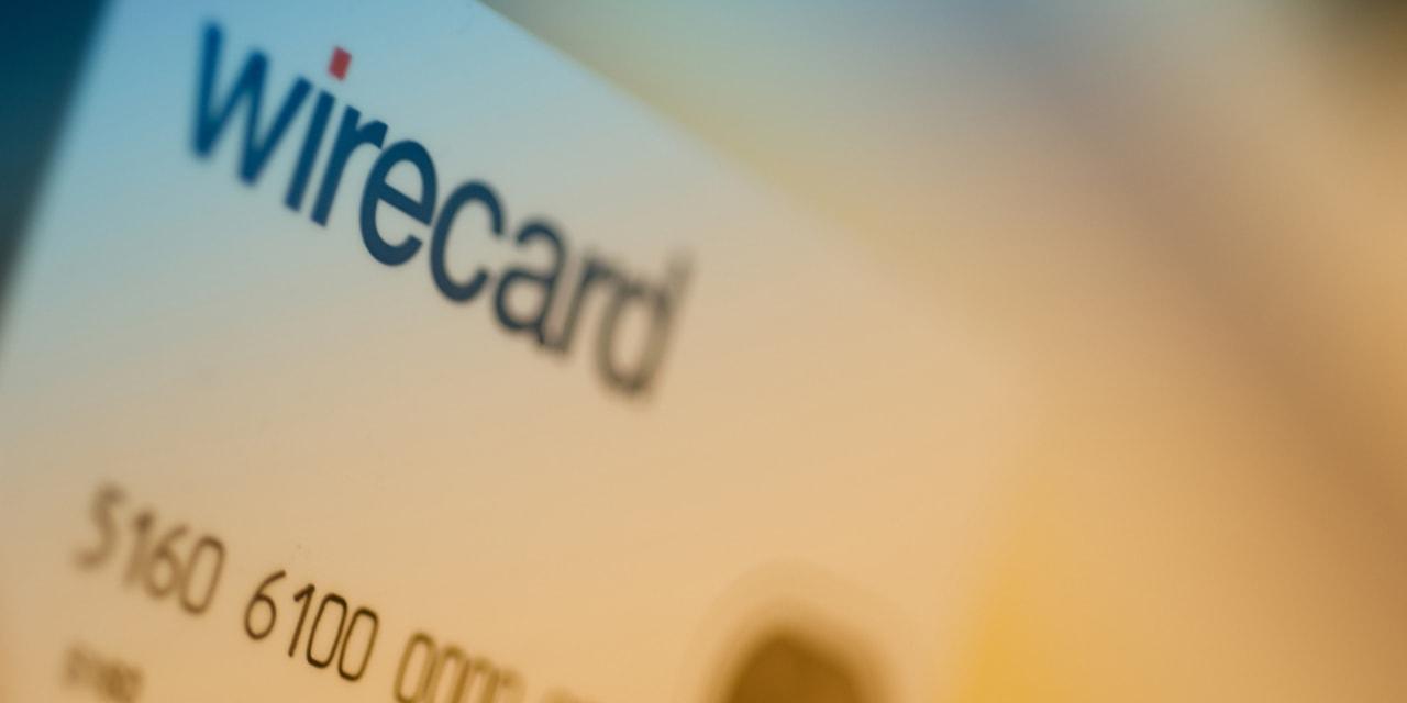 Wirecard Aktie investieren - Geldkarte vom Unternehmen