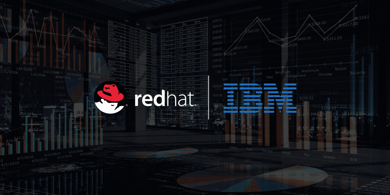 IBM und Red Hat Übernahme Fusion Software