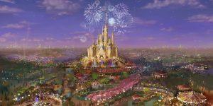 Disney gegen Amazon und Netflix - Disney Park Shanghai
