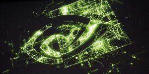 Nvidia Aktie - Digitales Auge