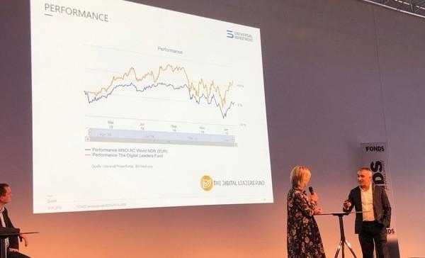 Fondskongress Mannheim 2019 - Präsentation des DLF bei mannheim sucht den Superfonds