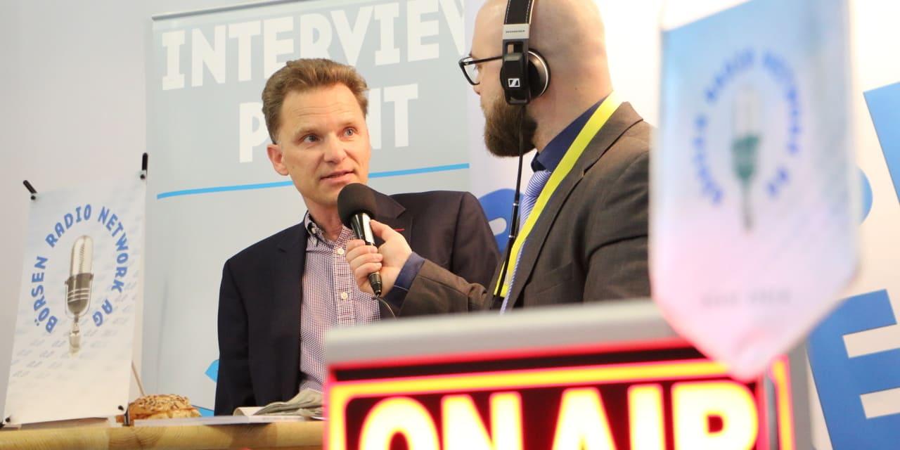 Stefan Waldhauser im Interview beim Börsenradio