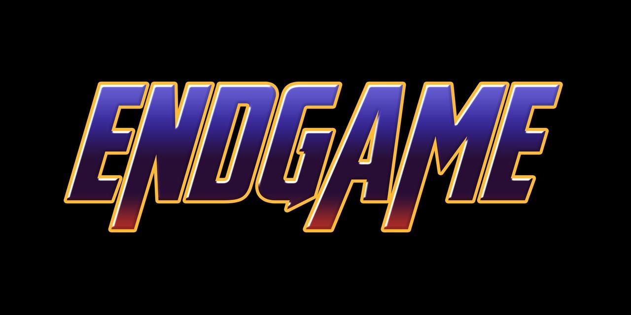 Disney Aktie – The Endgame - Schriftzug Endgame