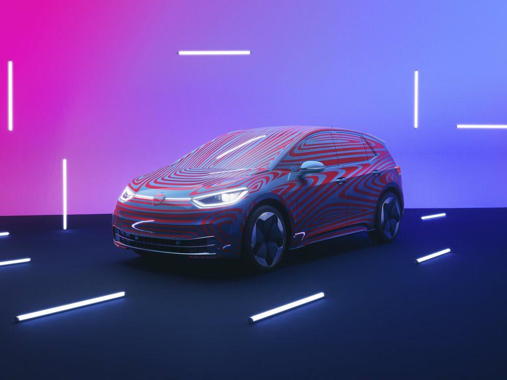 Investieren in VW Konzern - VW ID.3