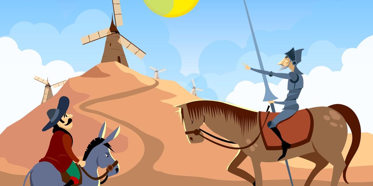 Europas Banken – Kampf gegen die Windmühlen