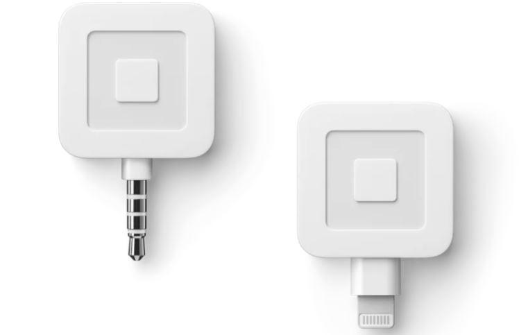 Square Aktie - Kartenlesegerät mit Android und Apple Anschluss