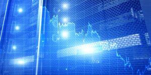 MongoDB Korrektur - Fallender Aktienkurs digital