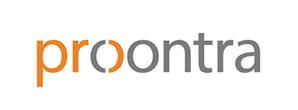 The Digital Leaders Fund DLF ProContra Logo weiß