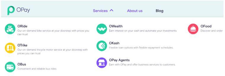 Opera OPay bietet verschiedene Dienste aus einer Hand - Übersicht