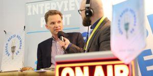 Stefan Waldhauser im Interview beim Börsenradio zu Disney+ und Nutanix