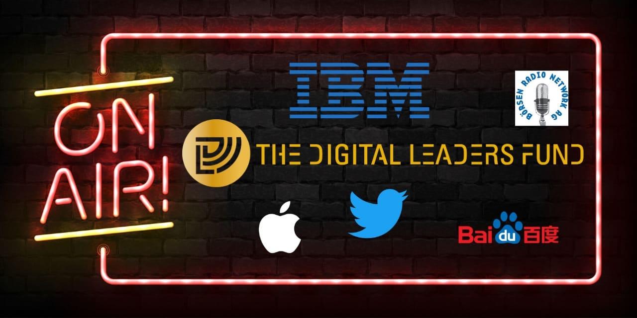 IBM Chefin Rücktritt - Apple Zahlen - Twitter Potential - Baidu - Börsenradio Interview