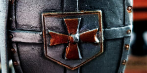 Zscaler Aktie Kursexplosion - Bild von Ritterschild für Sicherheit