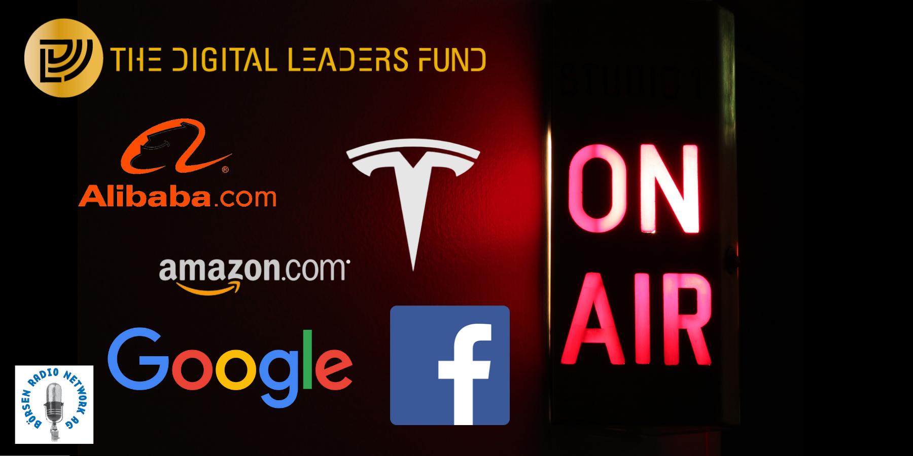 börsenradio interview digital leaders fund