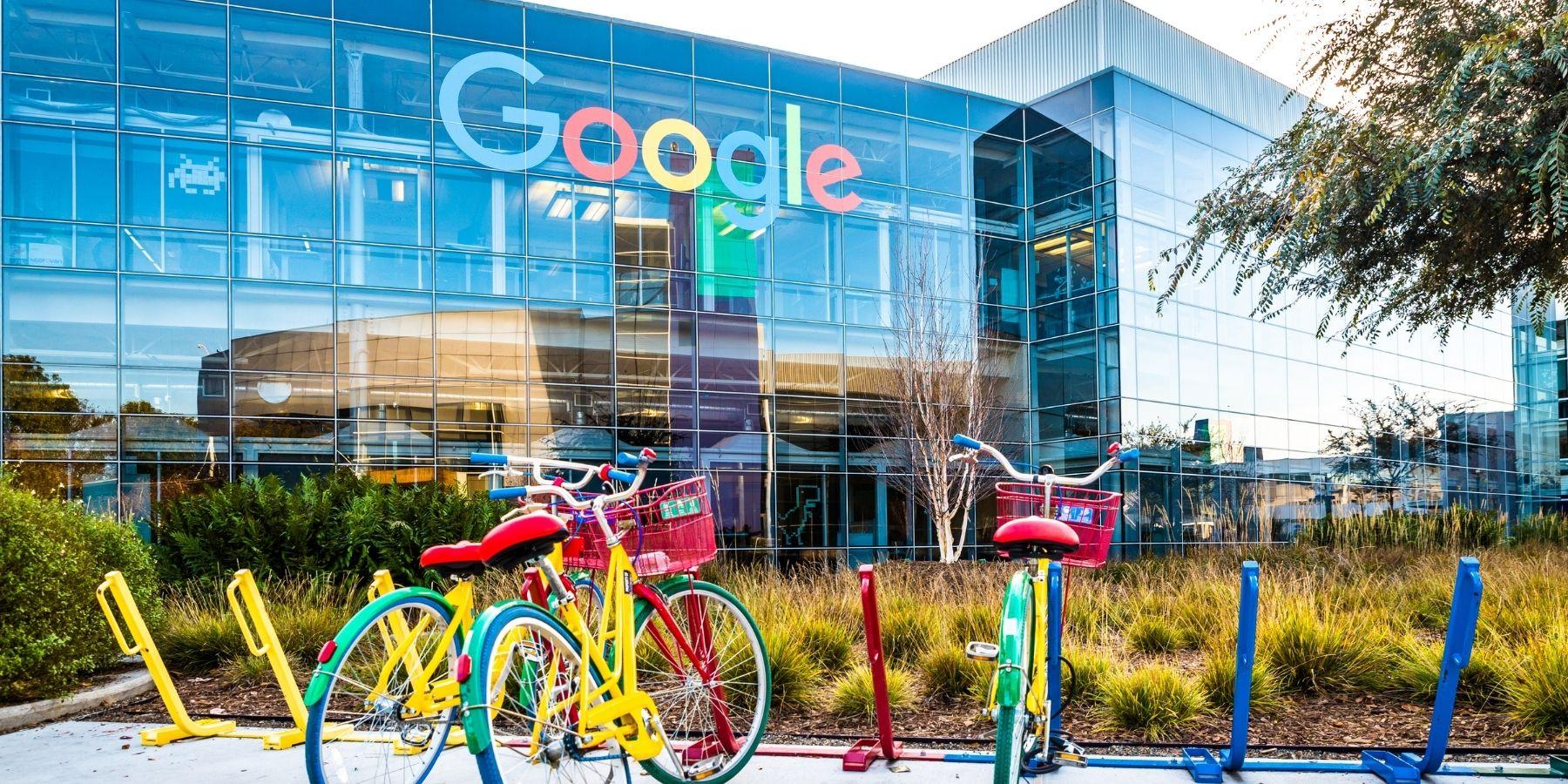 Alphabet Aktie Google