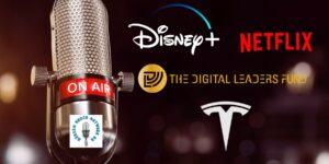 Börsenradio Disney Netflix Tesla