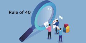 Rule of 40