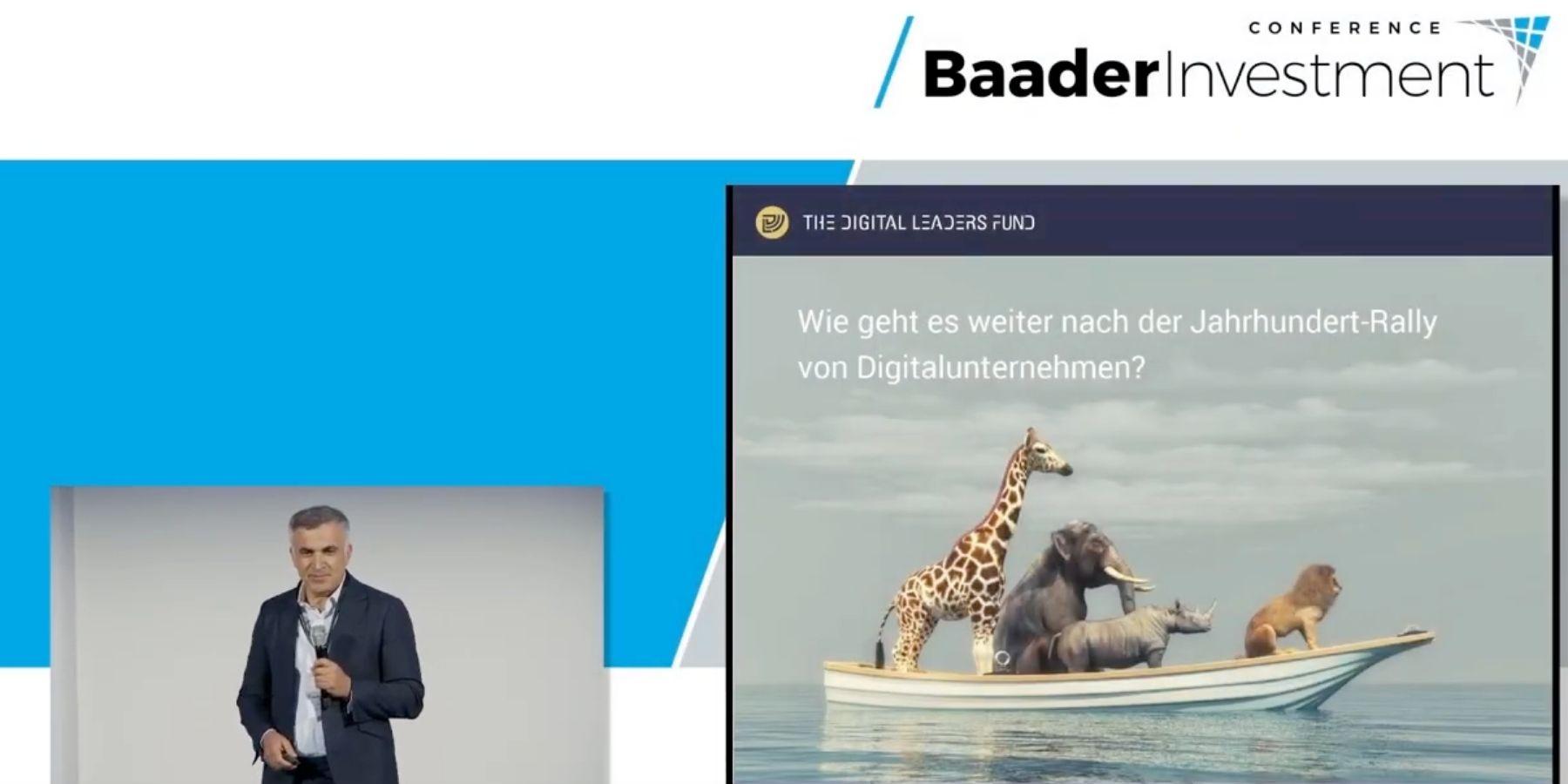 Vortrag Digitalunternehmen