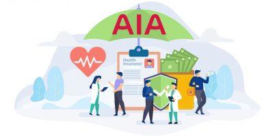 AIA Group Aktie