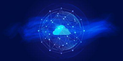 Arista Aktie Kurssturz - Bild von Cloud im Netzwerk