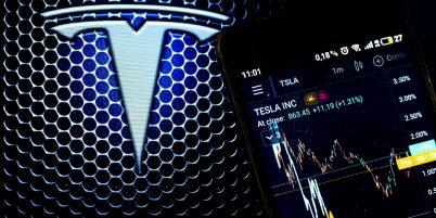 Tesla Aktie Kurs