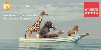The Digital Leaders Fund Rating 5 Sterne Morningstar